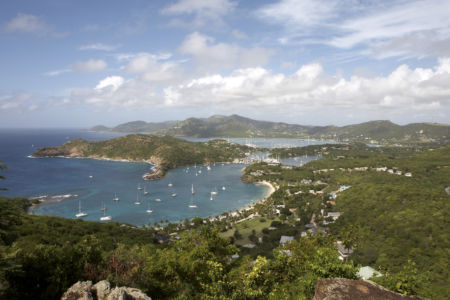 English Harbour View