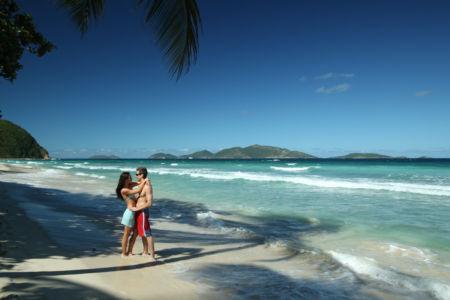 Beach Romanc