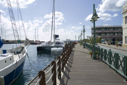 Bridgetown Boardwalk