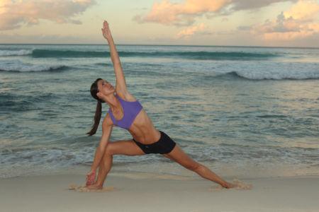 Yoga Beachside